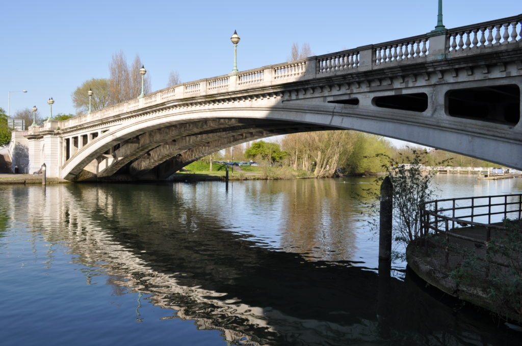 abm accountant reading, Reading Bridge